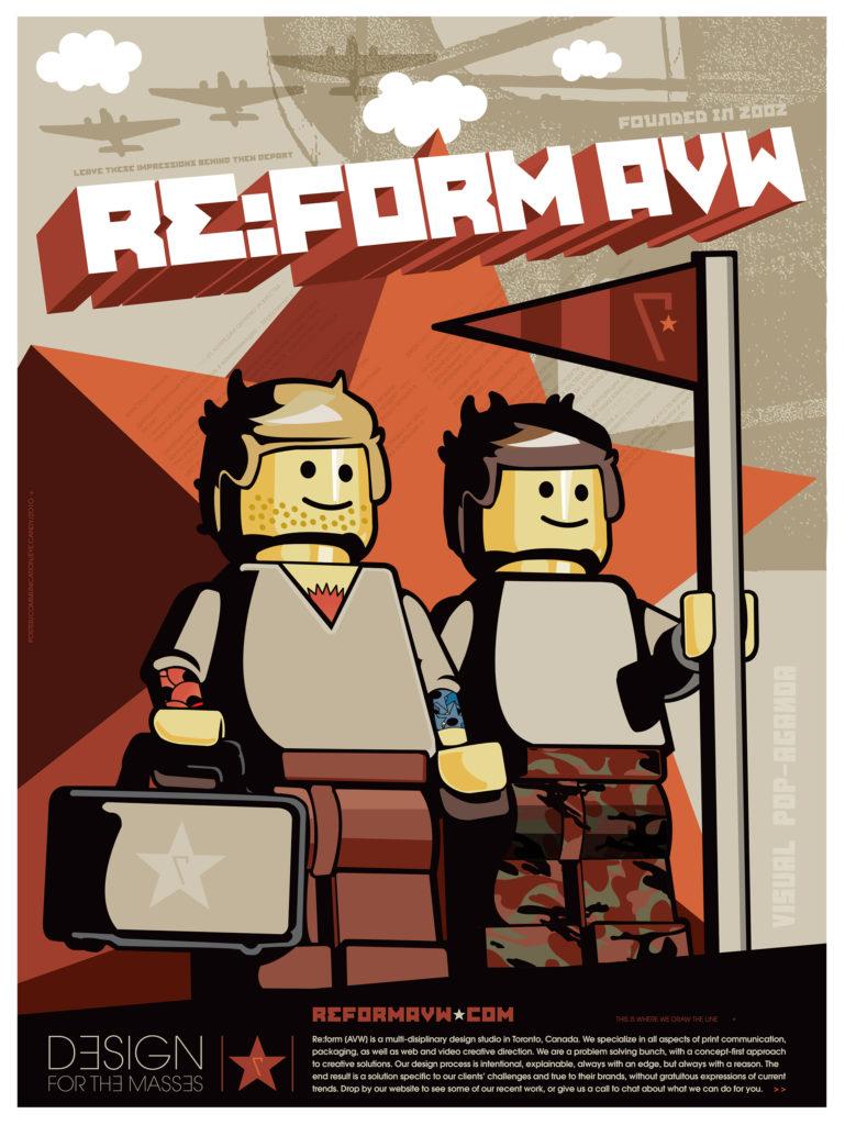 REFORM AVW - Design For the Masses